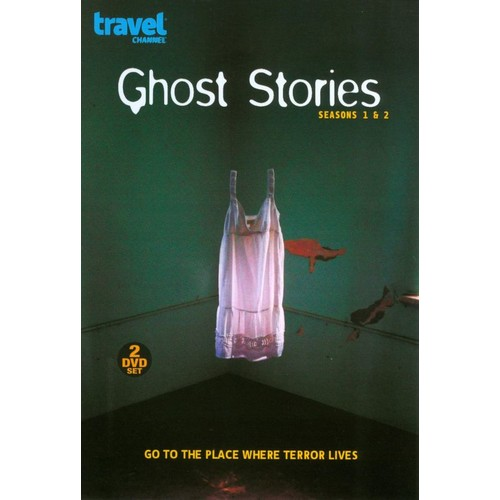 Ghost Stories: Seasons 1 & 2 [2 Discs] [DVD]