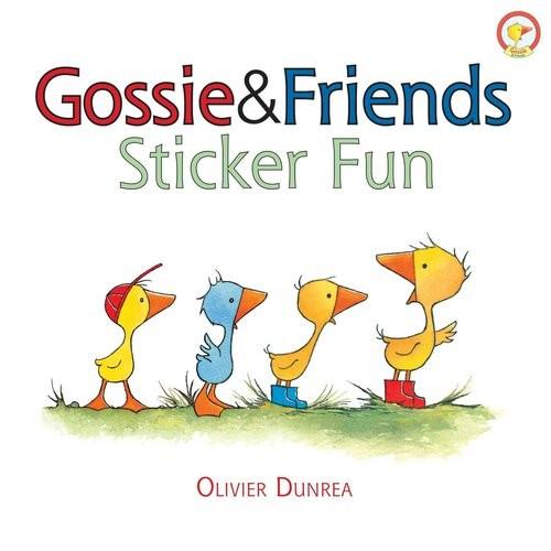 Gossie & Friends Sticker Fun