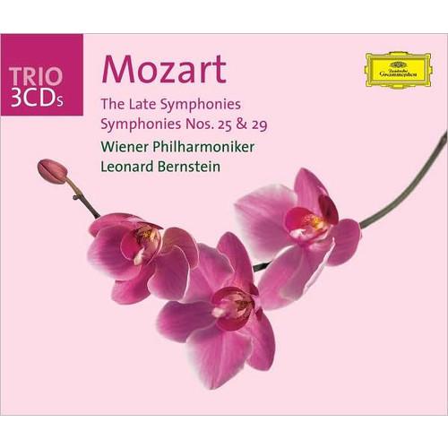 Mozart: The Late Symphonies; Symphonies Nos. 25 & 29