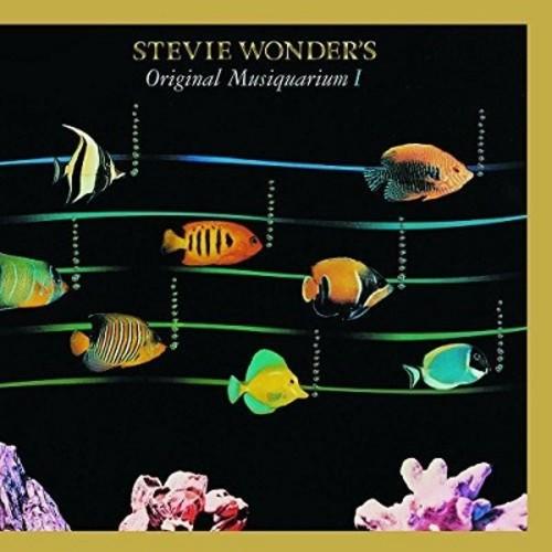 Stevie wonder - Original musiquarium i (Vinyl)