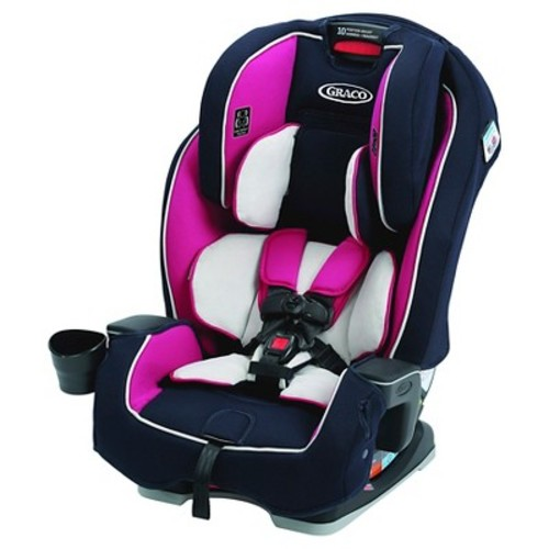 Graco Milestone All-in-1 Convertible Car Seat, Ayla [Ayla]