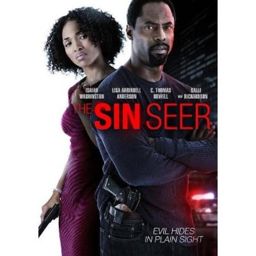 The Sin Seer [DVD] [2015]
