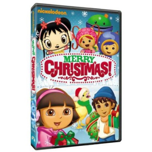 NICKELODEON FAVORITES: MERRY CHRISTMAS / (FULL) (DVD)