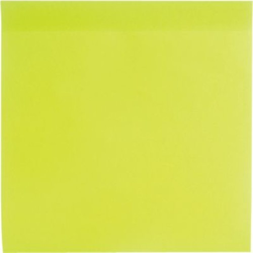 Poppin Jumbo Mobile Memos, Lime Green (100055)