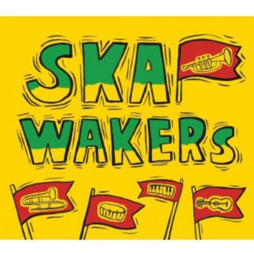 Ska Wakers [CD]