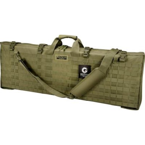 BARSKA Loaded Gear 40 in. Hunting RX-300 Tactical Rifle Bag in Olive Drab Green