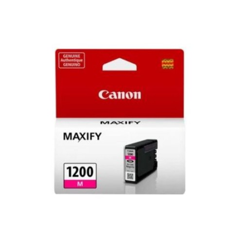 Canon PGI-1200 Ink Cartridge - Magenta - Inkjet - Standard Yield - 300 Page - 1 / Pack