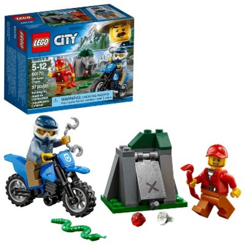 LEGO City Police Off-Road Chase 60170