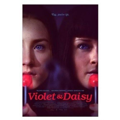 Violet & Daisy [DVD] [2011]