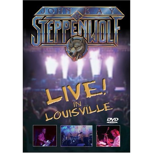 Kay J- and Steppenwolf Live in Louisville