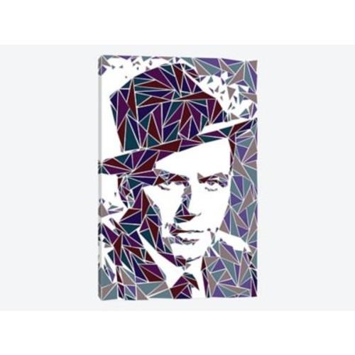 East Urban Home 'Frank Sinatra' Graphic Art Print on Canvas; 60'' H x 40'' W x 1.5'' D