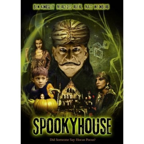 Spooky House [DVD] [2002]