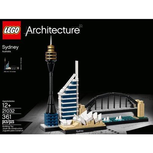 LEGO - Architecture Sydney