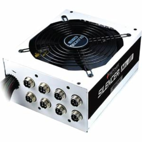 PC Power & Cooling Signature Series Silencer MK III 850W 80 Plus Gold Semi-Modular