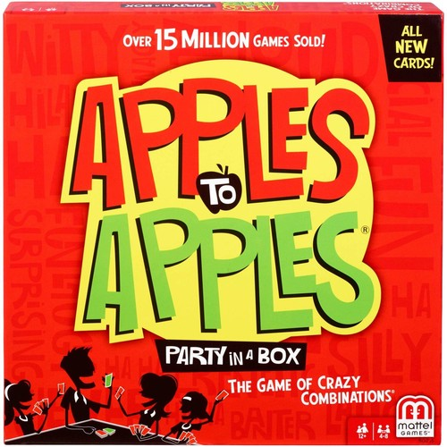 Apples to ...
