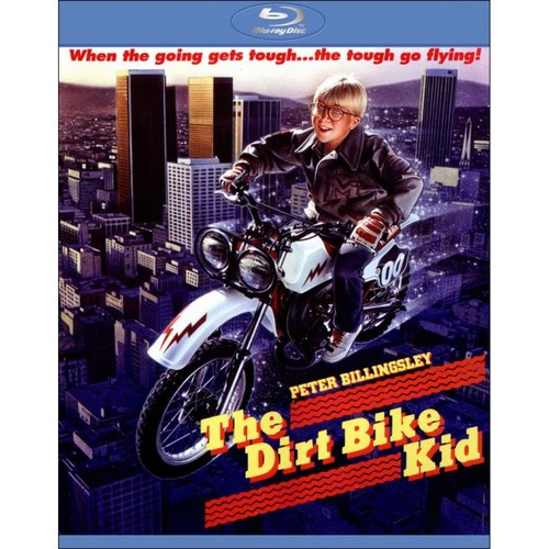 The Dirt Bike Kid [Blu-ray] [1985]