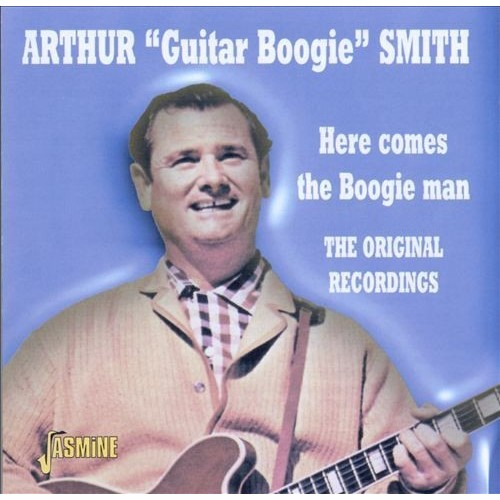 Here Comes the Boogie Man: The Original Recordings [CD]