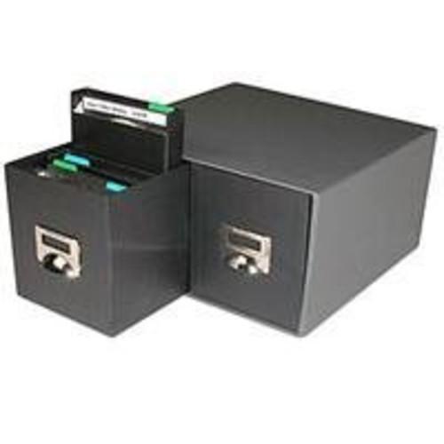 Print File CDBOXDOUBLE, Double Drawer CD/DVD Portfolio Box