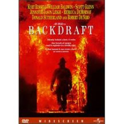Backdraft WSE DD5.1/DDS