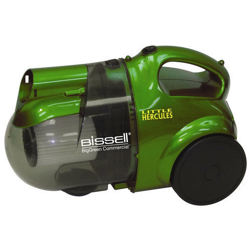 BISSELL - Little Hercules Bagless Canister Vacuum - Green