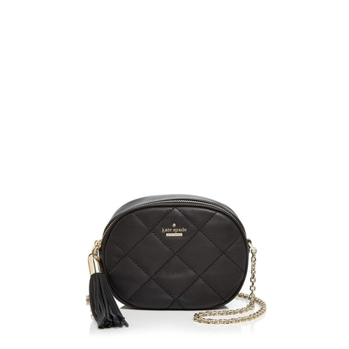Emerson Place Tinley Leather Crossbody