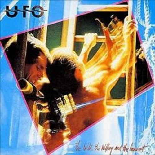 Ufo - Wild The Willing And The Innocent (CD)
