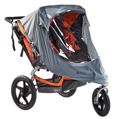 BOB WS1112 Weather Shield For Duallie Revolution Strollers