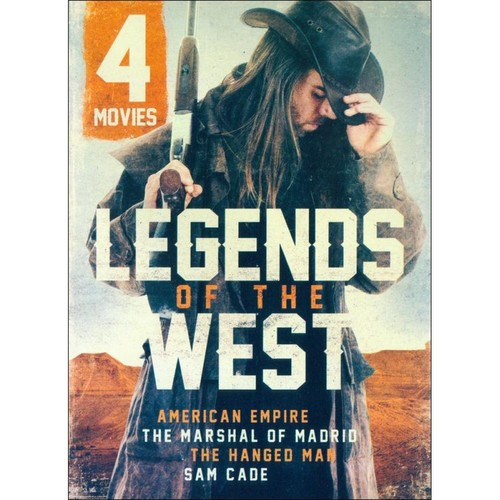 Legends of the West, Vol. 2: 4 Movies [DVD]