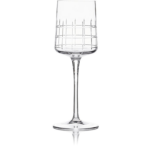 Christofle Graphik White Wine Glass