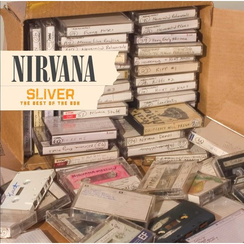 Sliver: The Best of the Box By Nirvana