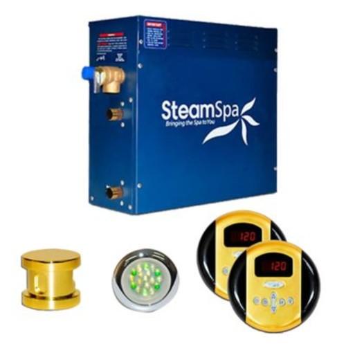 Steam Spa SteamSpa Royal 4.5 KW QuickStart Steam Bath Generator Package; G