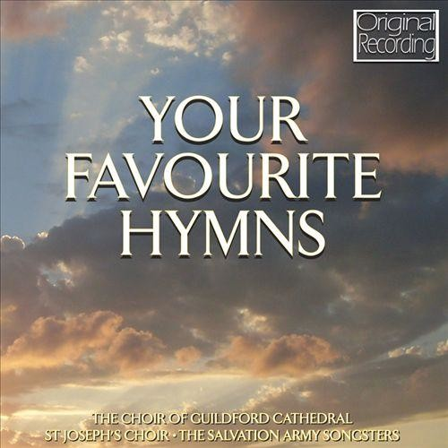 Your Favourite Hymns [CD]