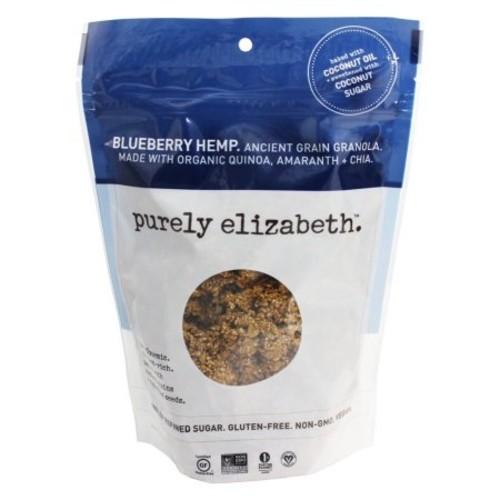 Purely Elizabeth Ancient Grain Granola Cereal Blueberry Hemp, 12 Oz