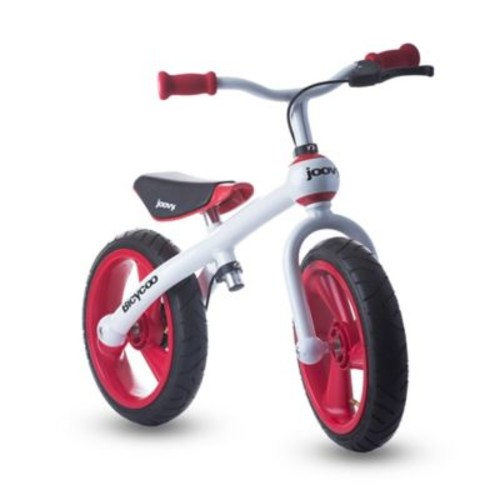 Joovy Bicycoo Balance Bike in Red