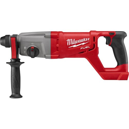 Milwaukee M18 Fuel 1in. SDS Plus D-Handle Rotary Hammer  Tool Only, Model# 2713-20