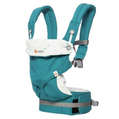 Ergobaby 360 All Carry Positions Baby Carrier in Festive Skies