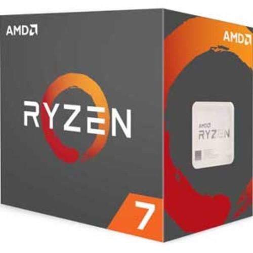 AMD Ryzen 7 1800X Processor 8 Cores / 16 Threads 20MB Cache 4.0 GHz Precision Boost AM4