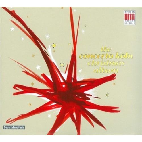 The Concerto Kln Christmas Album [CD]