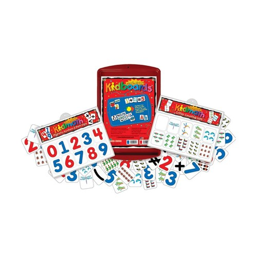 Barker Creek Magnets, Learning Magnets, Numbers And Counting Units Activity Kit, Grades Pre-K+, Pack Of 50