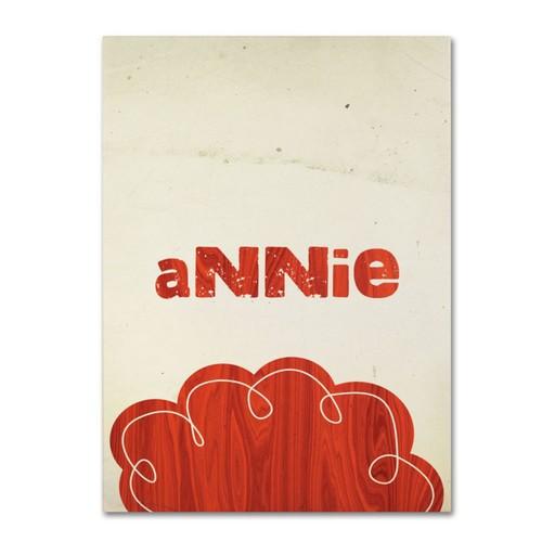 Trademark Fine Art 'Annie' 22
