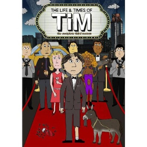 Life & times of tim:Complete ssn3 (DVD)