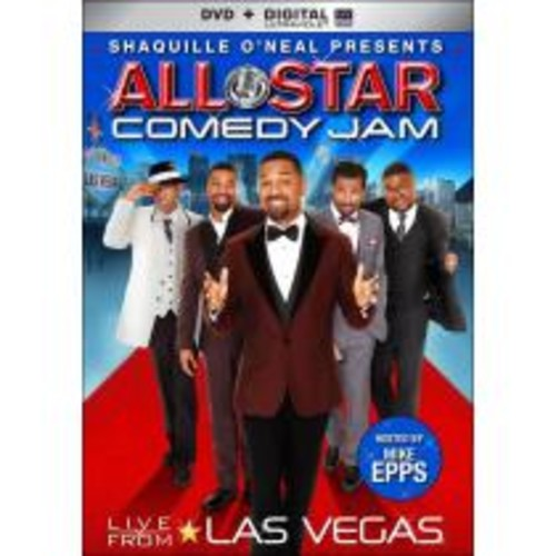 Shaquille O'Neal Presents: All Star Comedy Jam - Live from Las Vegas [DVD] [2014]