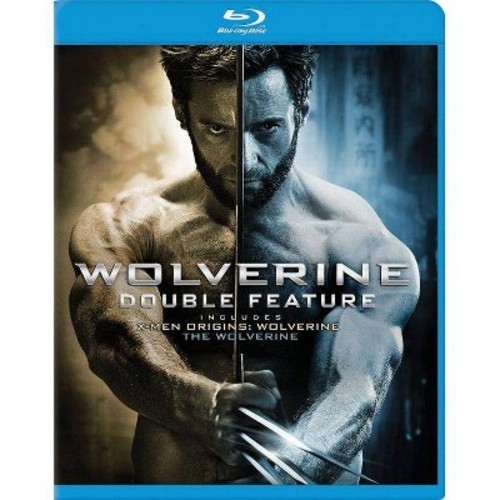 Wolverine 2 Movie Collection (Blu-ray)