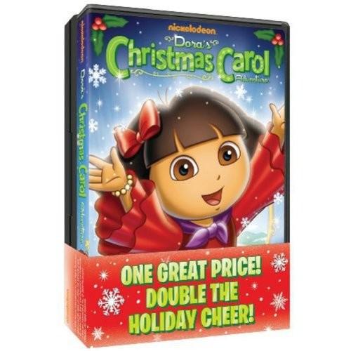 Dora the Explorer: Dora's Christmas Carol Adventure/Dora's Christmas [2 Discs] [DVD]
