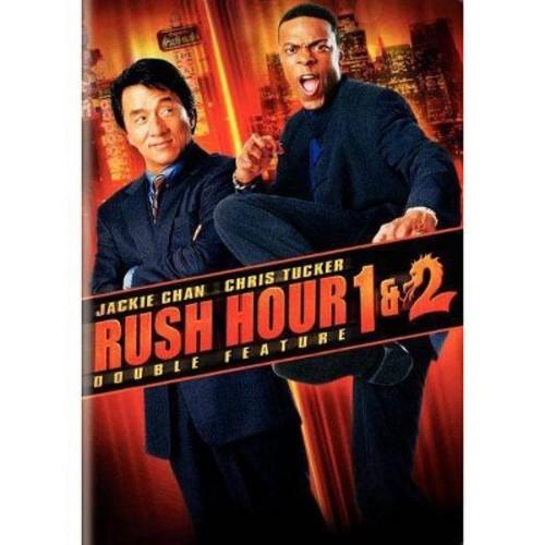Rush Hour/Rush Hour 2 [Final Cut] [DVD]