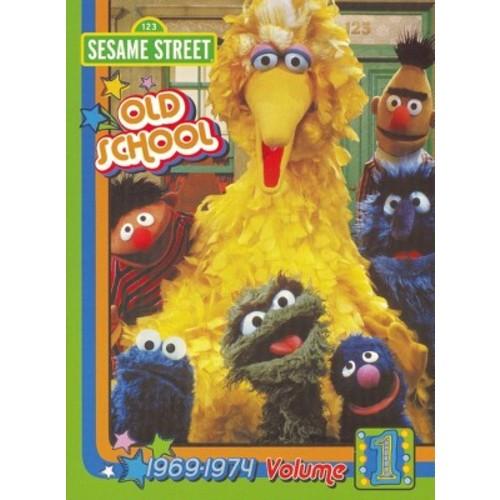 Sesame street:Old school (DVD)