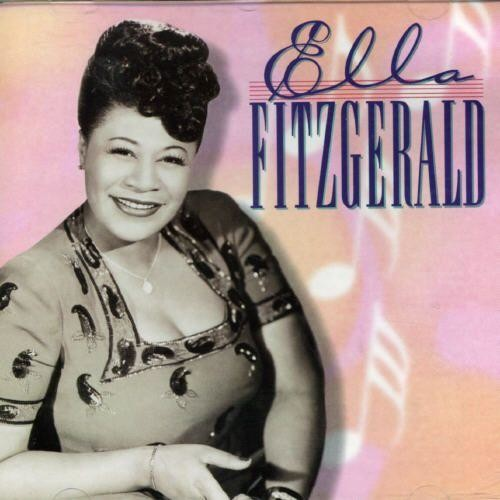 Wonderful Music of Ella Fitzgerald [CD]