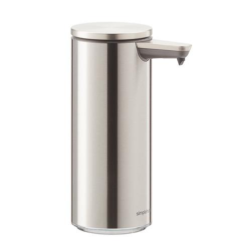 simplehuman 9 oz. Rechargeable Sensor Soap Pump