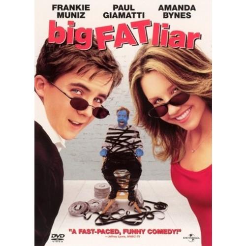 Big Fat Liar (P&S) (dvd_video)