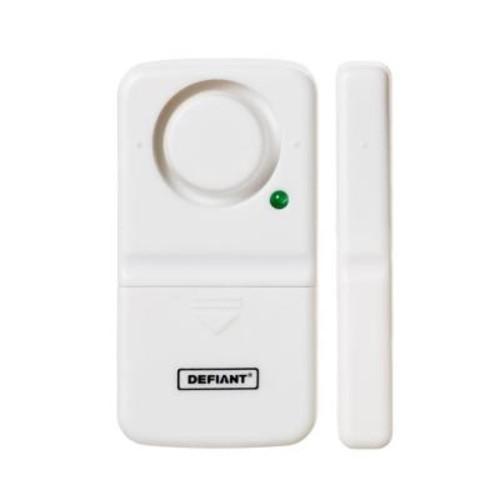 Defiant Wireless Home Security Door/Window Alarm